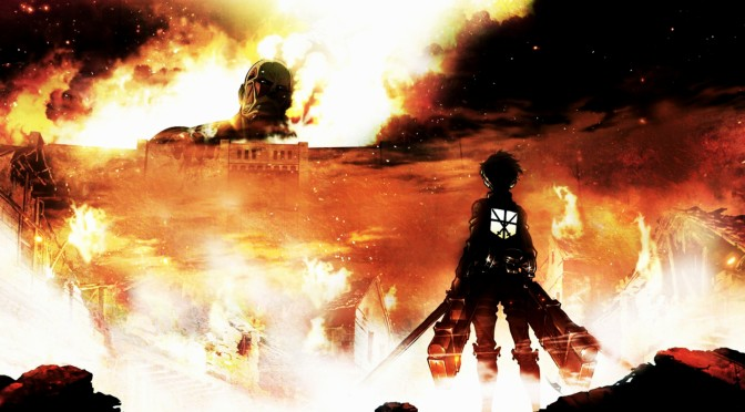 Warner Bros. Wants to Make an American Live Action 'Attack on Titan'