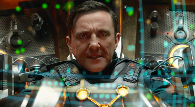 Peter Serafinowicz Has Been Cast as 'The Tick' in Amazon Reboot