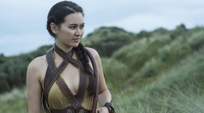 Jessica Henwick Will Play Colleen Wing in 'Iron Fist'