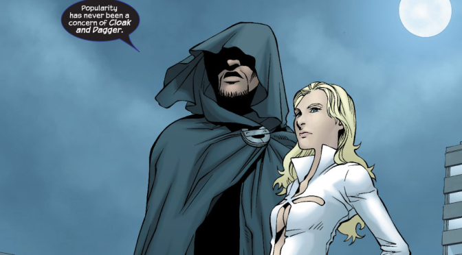 Freeform's 'Cloak and Dagger' Has a Cast