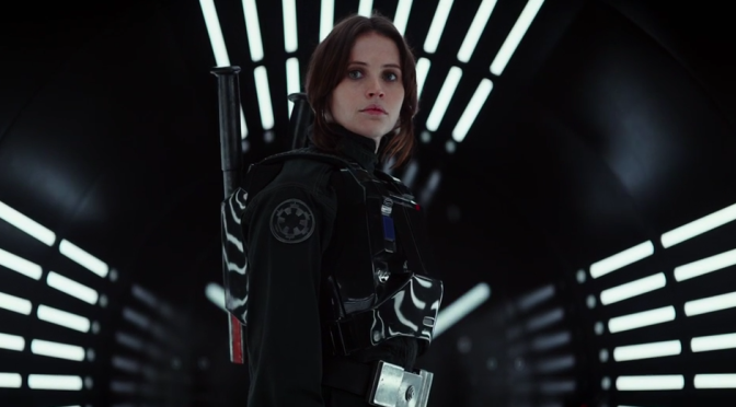 'Rogue One' Going in For Reshoots, Stop Making a Big Deal Out of It