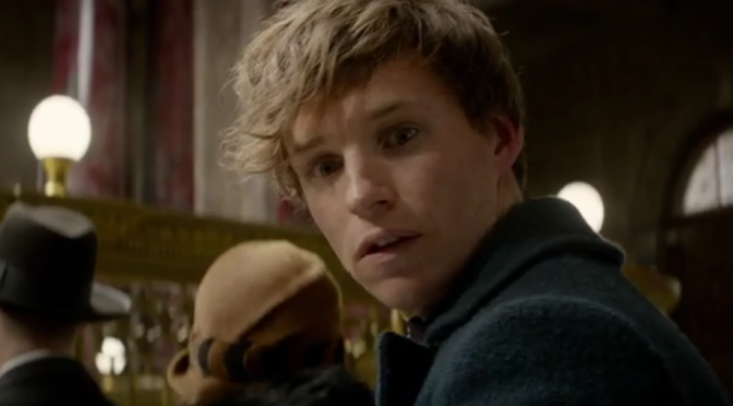 The New 'Fantastic Beasts' Trailer Tells Us More About Newt Scamander
