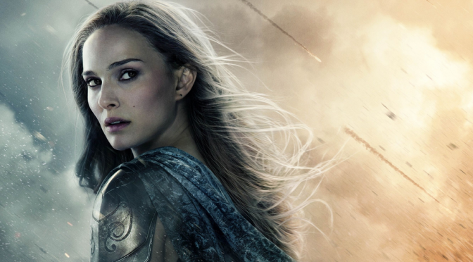 Natalie Portman Won't Return for 'Thor: Ragnarok,' Tessa Thompson Joins Cast