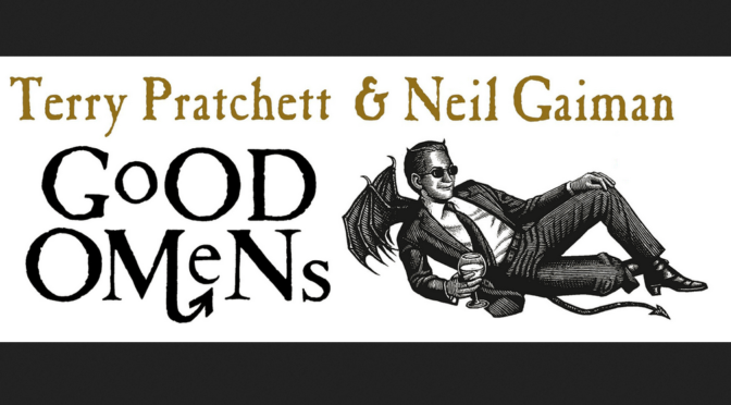 Neil Gaiman is Adapting 'Good Omens' For TV