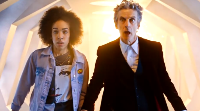 Pearl Mackie is the New Companion on 'Doctor Who'