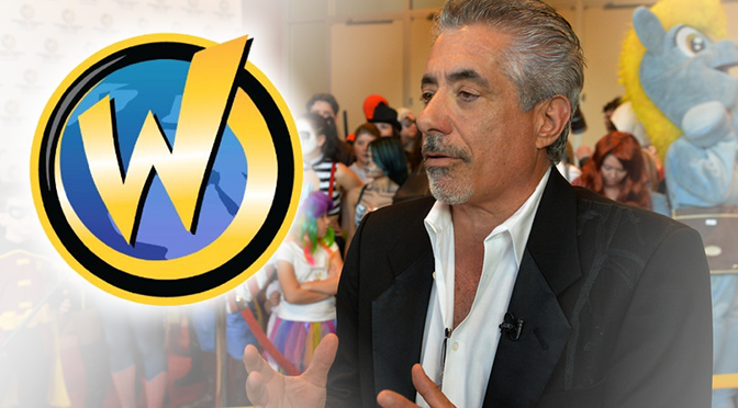 Wizard World CEO John Macaluso Resigns