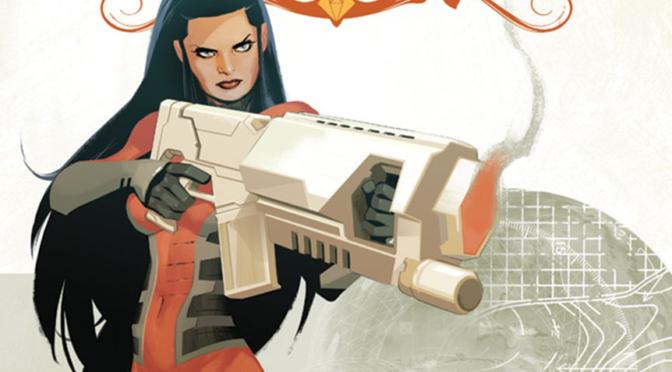 A Film Based on Mark Millar's 'Empress' Comic is in Development