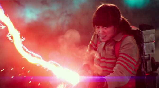 The New 'Ghostbusters' Trailer is Pretty Damned Cool