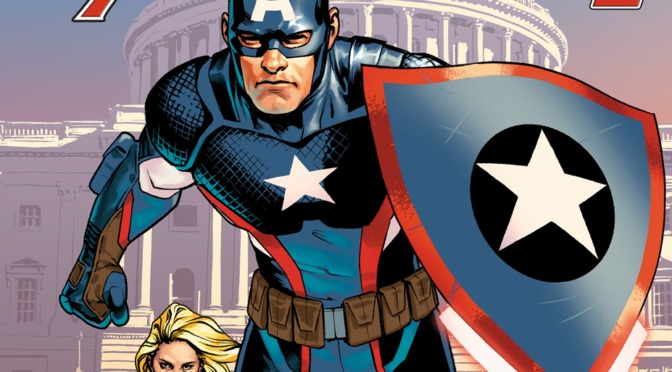 Nick Izumi Takes On 'Steve Rogers: Captain America' #1