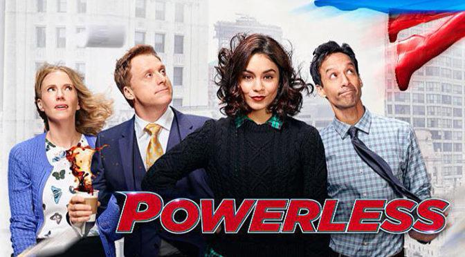 NBC Picks Up DC Comics Comedy 'Powerless' To Series