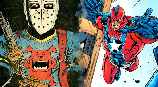 The CW's Arrowverse Casting: Wild Dog and Citizen Steel