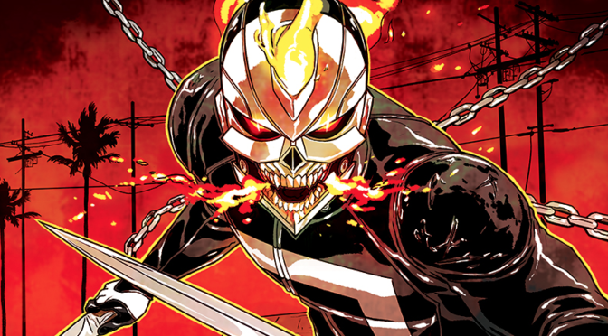 Confirmed: Gabriel Luna Will Play Ghost Rider on Agents of SHIELD