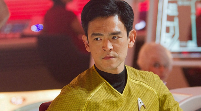 John Cho's Hikaru Sulu Will Be Revealed as Gay in 'Star Trek Beyond'