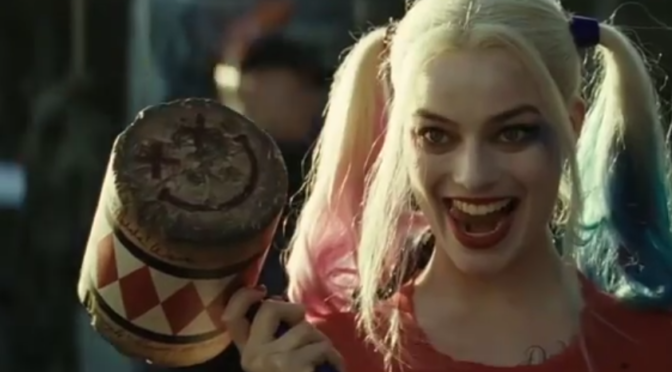 New International 'Suicide Squad' Trailer is Just Kind of Trying Too Hard