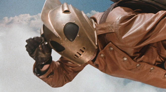 'The Rocketeer' Sequel/Reboot in Development, With a Black Woman as the Star