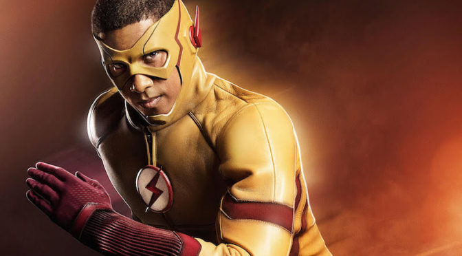 The CW Has Released the First Images of Keiynan Lonsdale as Kid Flash