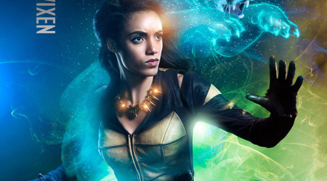 First Look at Maisie Richardson-Sellers as Vixen on 'Legends of Tomorrow'