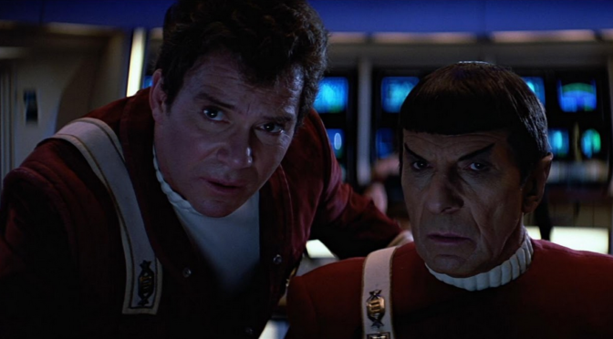 William Shatner (Sort of) Apologizes For 'Star Trek V'