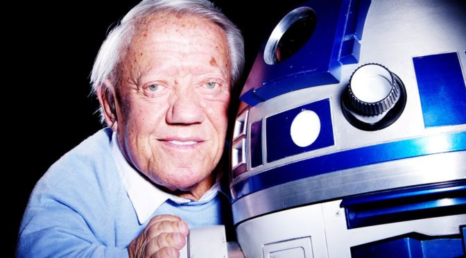 R2-D2 Performer Kenny Baker Has Passed Away