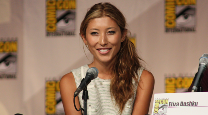 Dichen Lachman to Play Roulette on 'Supergirl'