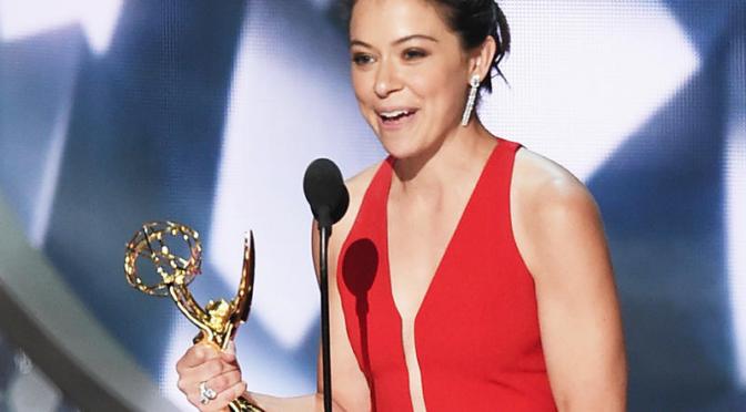 Tatiana Maslany Finally Wins an Emmy