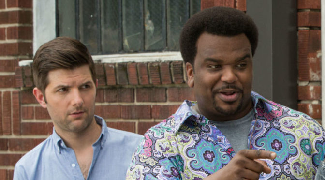 Fox Orders Paranormal Comedy 'Ghosted' Starring Adam Scott and Craig Robinson