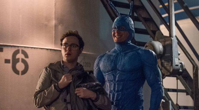 Amazon Gives 'The Tick' an August Premiere Date