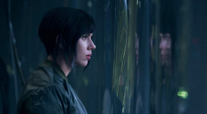 Our First Live Action Ghost in the Shell Teaser is here I guess…