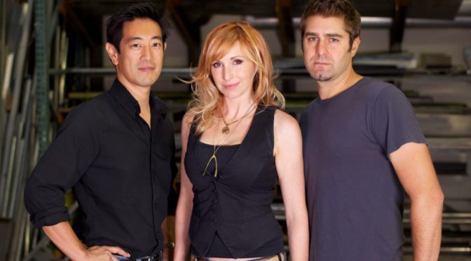 "Kari Byron, Tory Belleci and Grant Imahara Are Back to 'Busting With ""The White Rabbit Project"""
