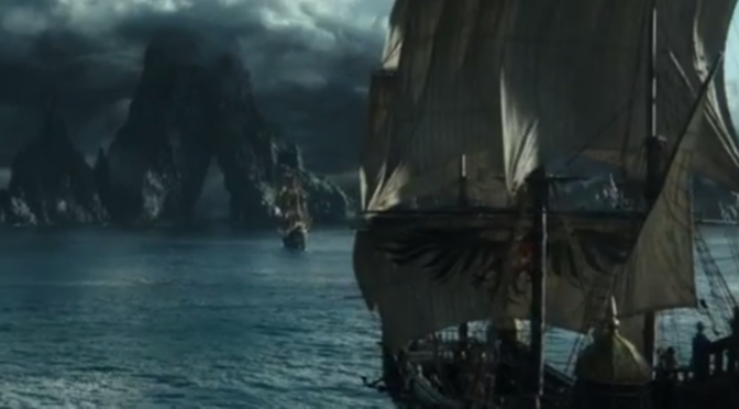 The First 'Pirates of the Caribbean: Dead Men Tell No Tales' Trailer is Here