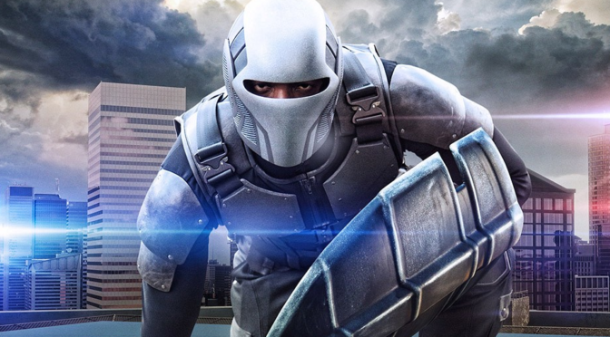 First Look at Mechad Brooks as Guardian from 'Supergirl'