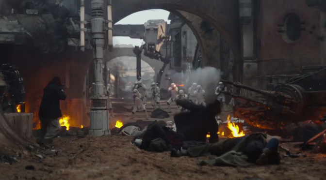 The New 'Rogue One' Trailer is, if Anything, Hopeful