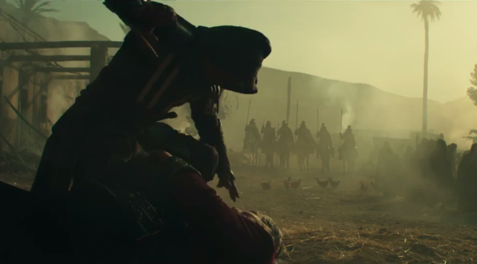 "Oh Yeah, There's Another ""Assassin's Creed"" Trailer Out"