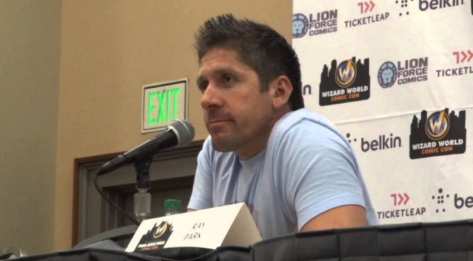 Ray Park Allegedly Assaulted a Woman at Super Megafest Comic Con