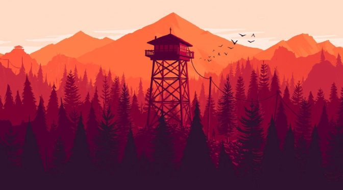 A 'Firewatch' Film Adaptation is in Development