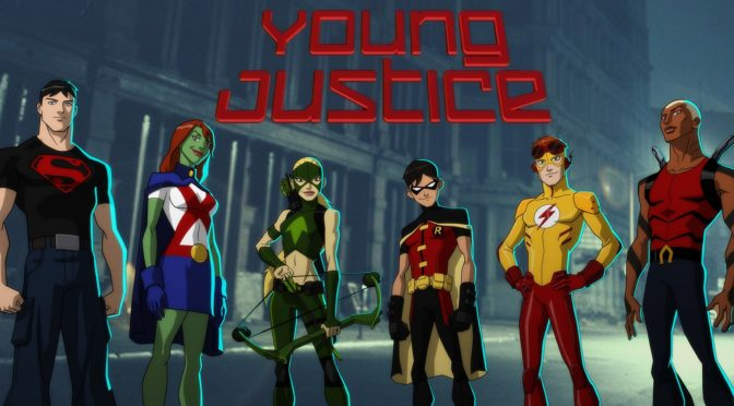 'Young Justice' Season 3 and 'Titans' Will Premiere On New DC Streaming Service