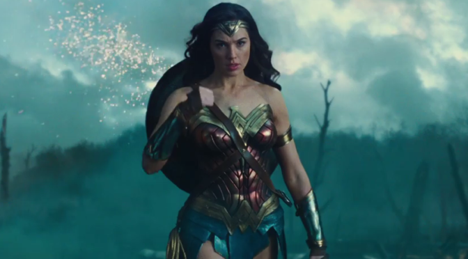 'Wonder Woman' Crushes Box Office With $100.5 Million Opening