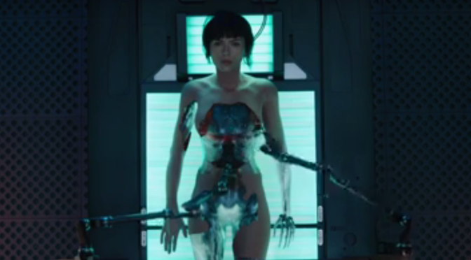 The Live Action 'Ghost in the Shell' Trailer is Totally a Thing
