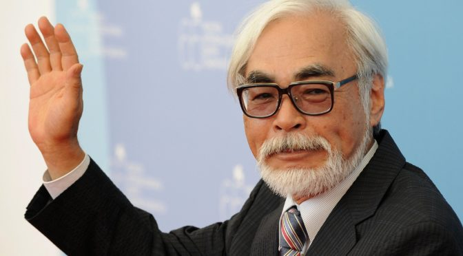Hayao Miyazaki Coming Out of Retirement AGAIN