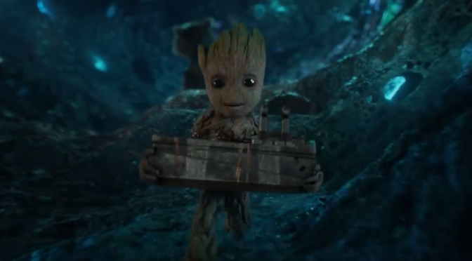 The Second Guardians of the Galaxy Vol. 2 Teaser Has Dropped
