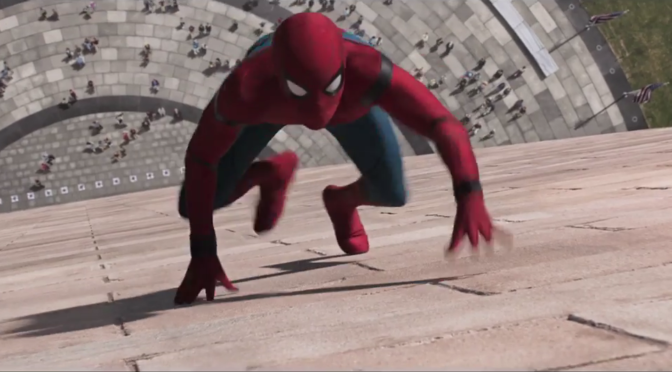 The First 'Spider-Man: Homecoming' Trailer is Pretty Damned Solid