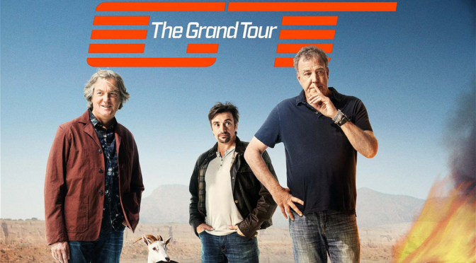 No, 'The Grand Tour' is NOT the Most Pirated Show of All TIme