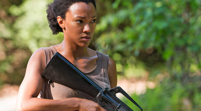 'Walking Dead' Actress Sonequa Martin-Green Will Play the Lead in 'Star Trek: Discovery'