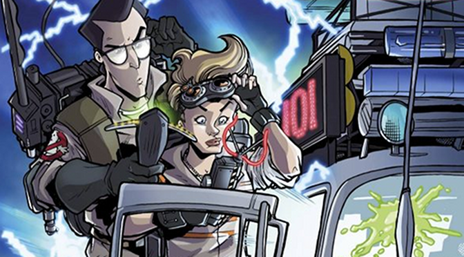IDW's 'Ghostbusters 101' Comic Will See the Original 1984 and 2016 Remake 'Busters Team Up