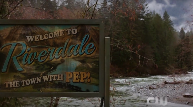 The 'Riverdale' Trailer Shows a Town That's Anything But Perfect