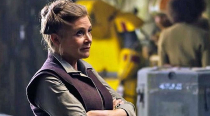 Carrie Fisher Reportedly in Hospital after Heart Attack
