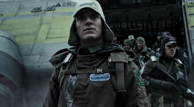 We Almost Forgot: There's Totally an 'Alien: Covenant' Trailer