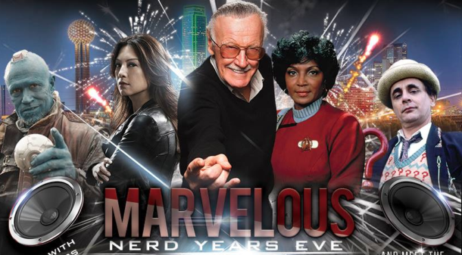 Marvelous New Years Eve Was Apparently Terrible, Geek Expos Closing Shop