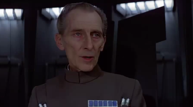 ILM Explains How They Digitally Resurrected Peter Cushing's Tarkin For 'Rogue One'