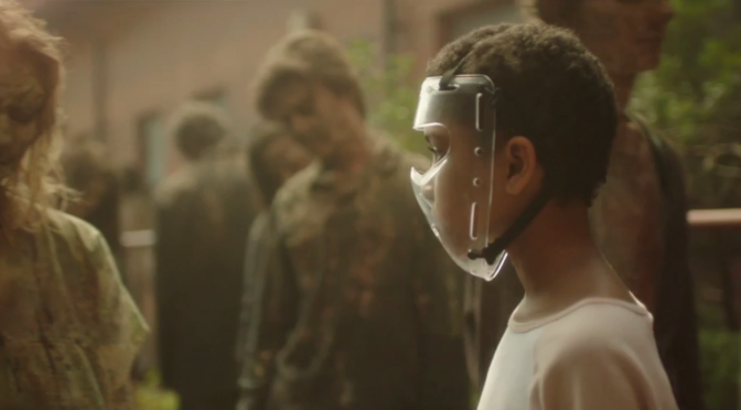 'The Girl With All the Gifts' Trailer Presents a Unique Take on the Zombie Apocalypse